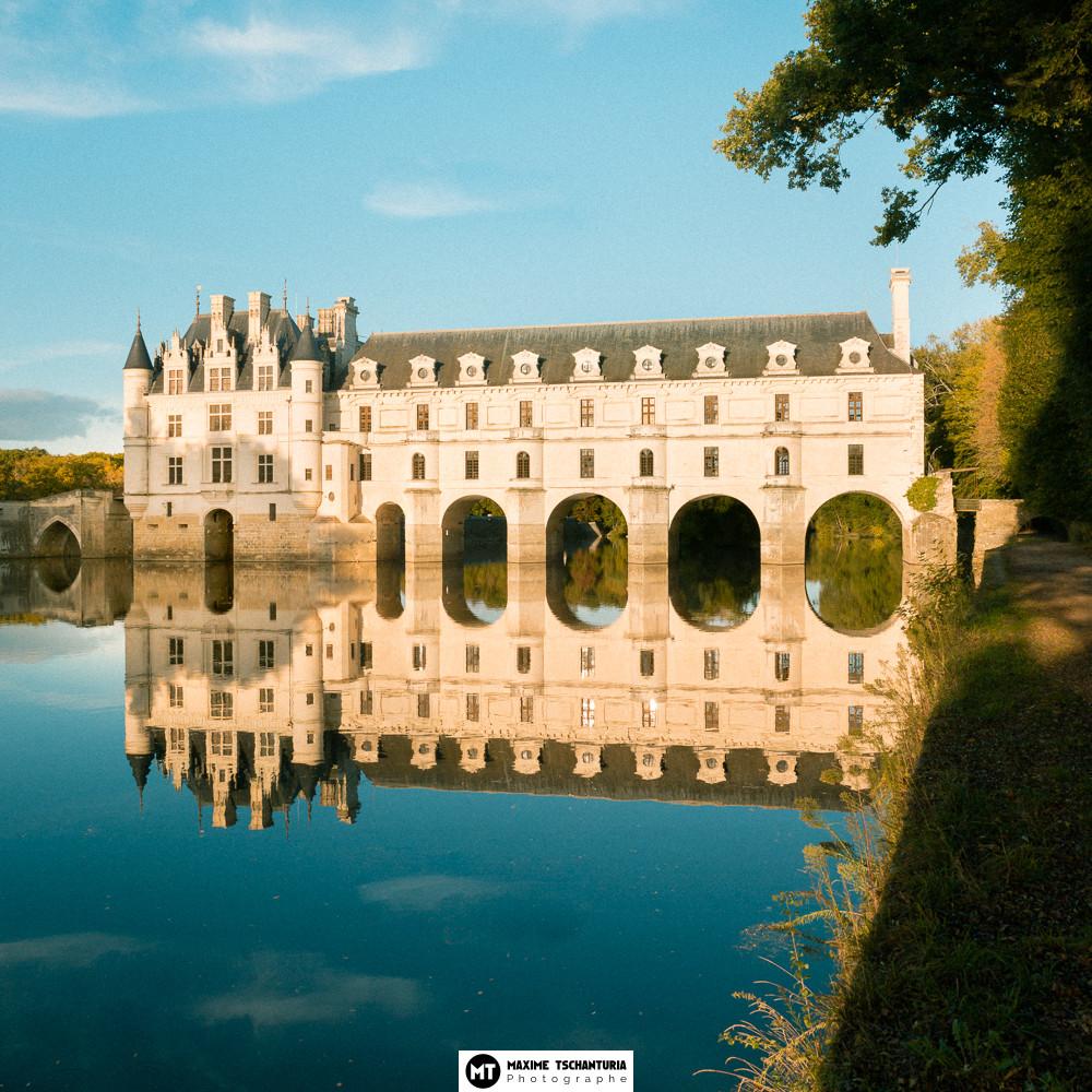 Vue du Château de Chenonceau, Max Photographe