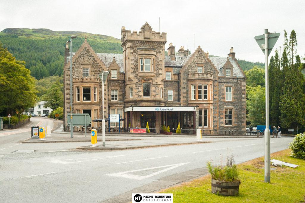 Hotel Bay Tarbet, Loch Lomond, Ecosse par Max Photographe