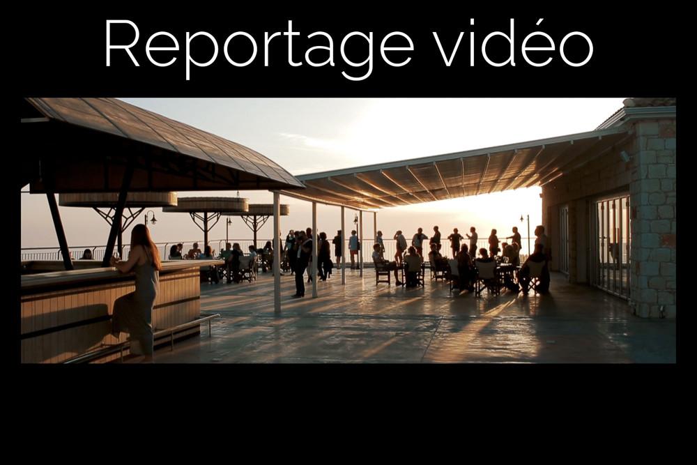 Reportage video et video entreprise par Maxime Tschanturia